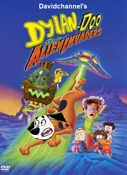 Dylan-Doo! and the Alien Invaders (2000)