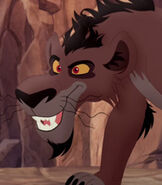 Nuka in The Lion Guard