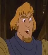 Phoebus in The Hunchback of Notre Dame 2