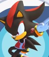 Shadow the Hedgehog in Mario and Sonic at the Olympic Games Tokyo 2020
