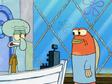 Squidward take his order