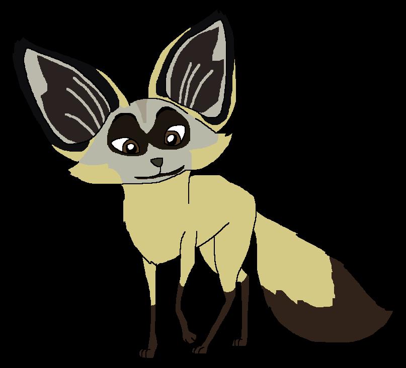 Ears the Bat-Eared Fox