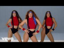 Just Dance 2022 (Toonime Edition)/Girl Like Me