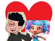 Kevin and Luna Petunia love together