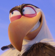 Mighty Eagle (The Angry Birds Movie)