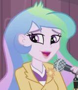 Principal Celestia in My Little Pony Equestria Girls Friendship Games
