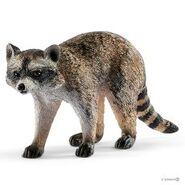 Schleich raccoon