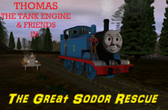 The great sodor rescue poster by newthomasfan89-dagh3wn