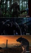 Werewolves with good cgi omg by luvus 7 dealm1t