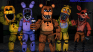 Withered animatronics by asianillusion-db70xwd-1