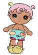 Baby Whimsy Sugar Puff