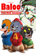 Baloo and the Wild Animals (2007) Poster