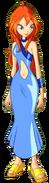 Bloom Blue Dress