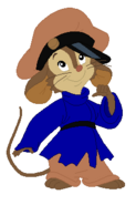 Fievel Mousekewitz as Roo