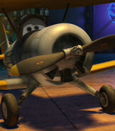 Leadbottom in Planes Fire and Rescue