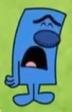 Mr. Grumpy Crying