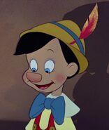 Profile - Pinocchio