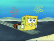 Spongebob find his hands