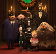 The Addams Family (2019) (Family)