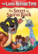 The Land Before Time (TheWildAnimal13 Animal Style) VI The Legend of Saurus Rock Poster