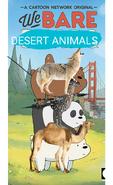 We Bare Desert Animals Poster