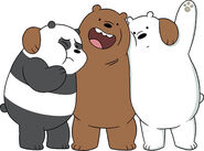 We bare bears charcters