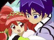 (アニメ) ふしぎ星の☆ふたご姫 第45話 「最後のパーティ☆勝利