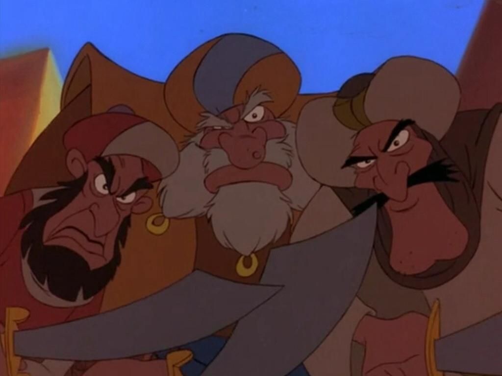 Abis Mal's Thieves