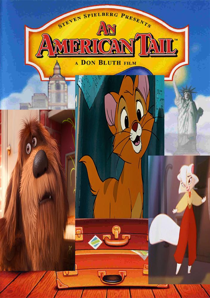 An American Tail (Houndmau5 style)