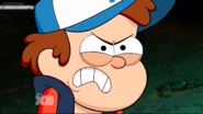 Angry Dipper