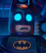 Batman in McDonald's Commercial