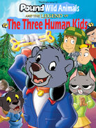 Pound Wild Animals and the Legend of the Three Human Kids Poster