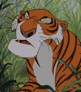 Shere Khan in The Jungle Book