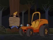Speed Buggy Johnny Bravo