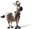 Ariana-grande-zebra@2x