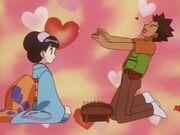 Brock and Kimono Girl 3