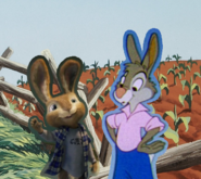 E.B. and his brother Br'er Rabbit
