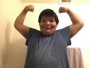 Gabriel Adam (Me) Strong Boy