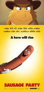 Guy-Am-I Hates Sausage Party (2016)