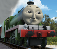 Henry from thomas and freinds as Old Doc Lob