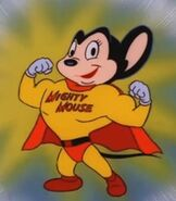 Mighty Mouse in Mighty Mouse The New Adventures