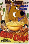 Scooby doo chip corn