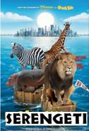 Serengeti (Madagascar) Poster