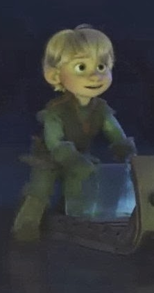 Young Kristoff