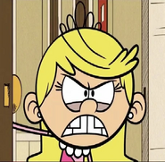 Angry Lola Loud