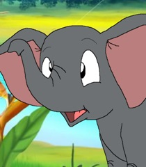 Baby Elephant (Riley's Adventures)