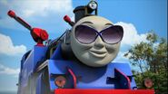 Belle (TAF) with sunglasses