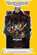 Black-Cauldron-poster 4000Movies
