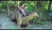 Dinosaurs Alive! Stegosaurus