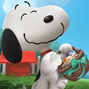 Easter beagle peanuts movie by bradsnoopy97-db4z865